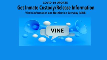 Inmate Custody/Release Information